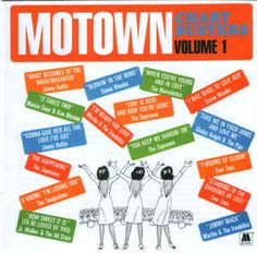 Music Company Record Sleeve Selling Well All Over The World Replica Of Original Used Early Tamla Motown Label