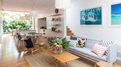 Casinha colorida: Uma casa totalmente Tropical