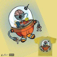 GooglyBot on Threadless Shirt, Design, Dress Shirt, Shirts