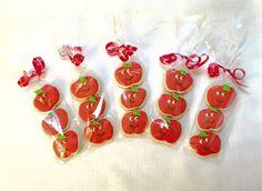 Happy Apple sugar cookies!
