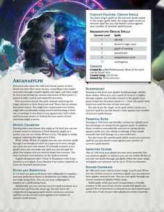Dungeons And Dragons Races, Dungeons And Dragons Classes, Dnd Dragons, Dungeons And Dragons Characters, Dungeons And Dragons Homebrew, Dnd Characters, Writing Fantasy, Fantasy Rpg, Dnd Sorcerer