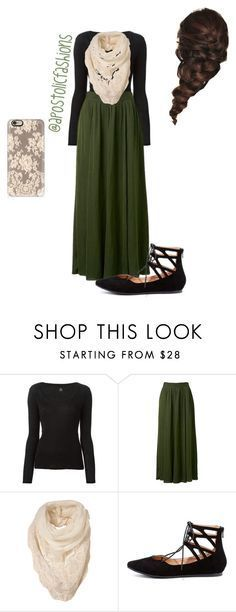 """""""Apostolic Fashions #1091"""" by apostolicfashions ❤ liked on Polyvore featuring Petit Bateau, Forever New, Lulu*s, Disney, women's clothing, women, female, woman, misses and juniors"""