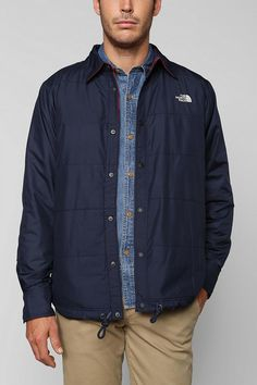 The North Face Fort Point Flannel Jacket