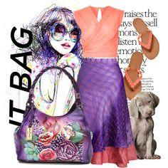 It bag....
