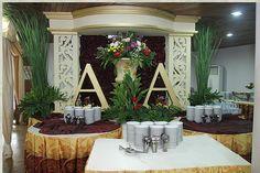 Paket menu catering prasmanan Tangerang yang enak dan murah daerah Banten untuk pesta di rumah, di gedung dan perkantoran