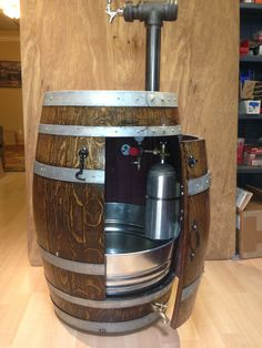 Wine Barrel Ideas never end