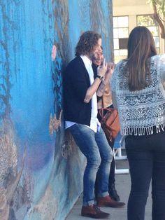 Jay no M&G do evento de caridade, em Los Angeles. (via @karenn_tw) #CoberturaTWBR