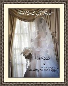 The Bride is waiting for her King! ~Isabel~