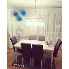 Home Haus Wohnzimmer Esszimmer Livingroom AnnyWi Shabby Vintage Landhausstil