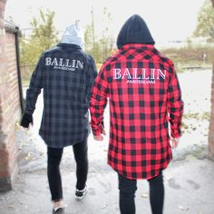 Ballin Crew ✖️ the boys matched it with shortsleeve hoodies to stay warm. Get the outfits at Hugoni.se #hugoniclothing #hugonicrew #ballinamsterdam #nobodyberlin #streetstyle #streetfashion #streetwear #streetphotography #urban #urbanstyle #swagg #swag #dope #dopefam #outfit #ootd #flannel