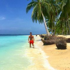 Such a dreamy place 🌴 Chichime Island, San Blas Islands, Panama. Photo by @maxaroundtheglobe