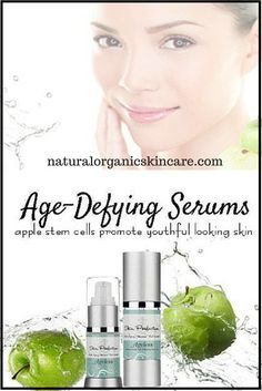 Look younger, healthier, and more beautiful with our age defying products! Head to naturalorganicskincare.com to learn more!