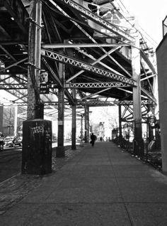 #bridge #city #black and white