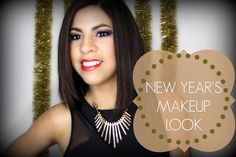 New Year's Makeup Look { Naked Palette 3}