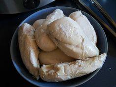 Batch Cooking Chicken Breasts