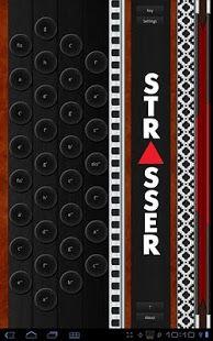 Strasser Harmonika App perfekt um einzelne Töne oder ganze Akkorde zu suchen. Sound Engineer, Google Play, Free Apps