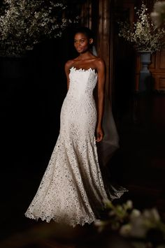 Legends By Romona Keveza Spring 2014 Collection. www.theweddingnotebook.com