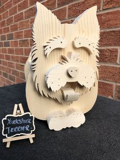 35 Best Kofeykrafts Dog Planters images | Planters, Handmade
