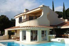 La villa de Dalida en Corse