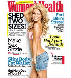 """Cover Stars: """"What Keeps Me Fit"""" Ever wonder how celebs stay in stellar shape? They tell you, here!"""