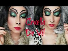 ▷ Halloween Series - Ventriloquist Doll Makeup Tutorial - YouTube ...