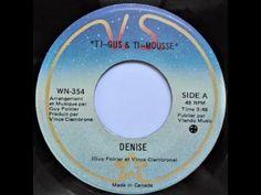 Ti Gus & Ti Mousse Denise / Denise (Instrumental) - YouTube