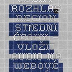 Český rozhlas Region - střední Čechy – vložit audio na webové stránky (archiv - Karambol)