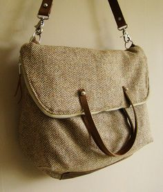 A bag I would like from by Frank and Gertrude http://www.frankandgertrude.com/
