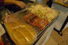 True LA Hot Dog