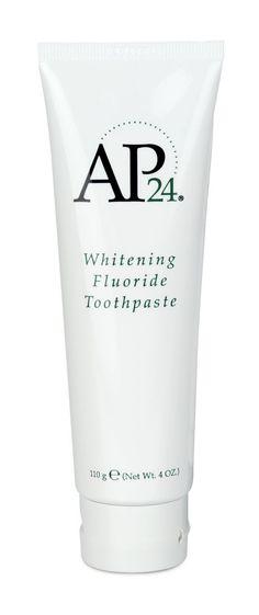 Whitening Fluoride Toothpaste