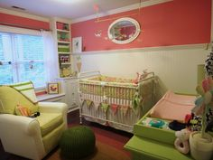 Project Nursery - Little Girl's Nursery