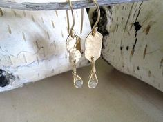 Re-pin it to win it! The Funky Monkey Giveaway: Sigyn Earrings from Emily Gibbons Jewelry - 2 WINNERS! Ends 5/22/15
