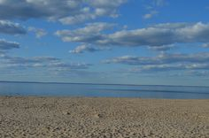 Bliss! :)  Crab Meadow Beach, Northport, NY