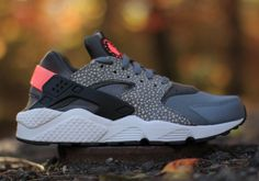 Nike Air Huarache Run Premium Safari