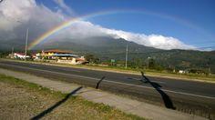 Panamá Chiriqui, rainbow
