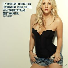 As far as I can tell Kaley practices what she preaches. She spends time with horses & her dog @normancook -- she deleted her social media accounts with millions of followers would we have the guts to do the same? Photo: Unknown  Like it? Save this post to your collection   #kaleycuoco #kaleycuocoquote #cuoco #actressquote #actresslife #bigbangtheory #feelfree #feelbetter #quotesaboutlife #successquote #quotesgram #quotelover #mediatakeout #powerfulwomen #womenentrepreneurs #actresses…