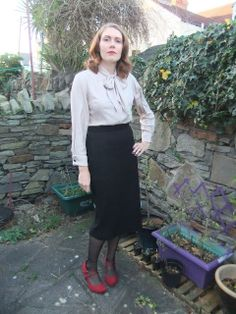 Outfit Post: What I Wore to the Catwalk Show