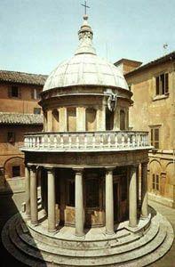 The Tempietto Bramante ~ Rome, Italy