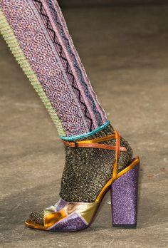 Los 35 Mejores Zapatos Que Vimos En Las Pasarelas Del Mes De La Moda