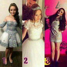 Qual Foi O Melhor Vestido Da Festa De 15 Anos Da Larissa Manoela! #SonhosDeLari