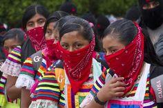 Plantea EZLN debate entre la 'Calderona' y su 'mujer de abajo' - La Jornada