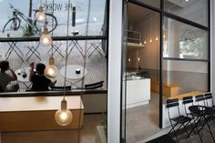 Pie Works coffee & pies by i.architects, Athens – Greece » Retail Design Blog