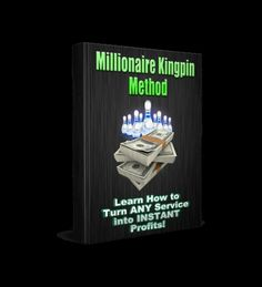 Millionaire Kingpin Method is a course on how to make money online with any service even without a service of your own, special skills, experience or tra. Lots Of Money, Make More Money, Make Money Online, Seo Software, Self Made Millionaire, Detox Challenge, Make Millions, Secrets Revealed, Things To Think About