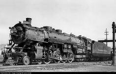 RailPictures.Net Photo: 2604 Northern Pacific Railway Steam 4-8-4 at Glendive, Montana by Juice Junkie