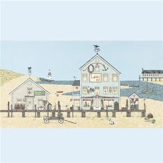 Sally Swannell - The Lobster Pot