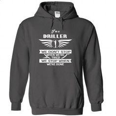 Limited editon- driller - #tshirt typography #grey tshirt. SIMILAR ITEMS => https://www.sunfrog.com/Names/Limited-editon-driller-1696-Charcoal-Hoodie.html?68278