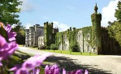 Ballyseede Castle #County Kerry #Ireland