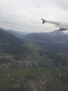 Airplane View, Garten, Nice Asses