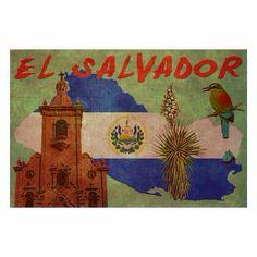 El Salvador es el pais de mis padres