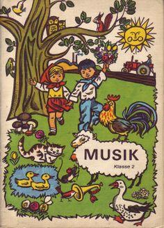 DDR Lehrbuch Klasse 2 Musik/Volk und Wissen 1978/Noten+Text/DDR